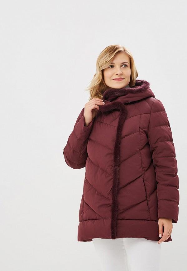 Купить Пуховик Vlasta, MP002XW1GUL8, бордовый, Осень-зима 2018/2019