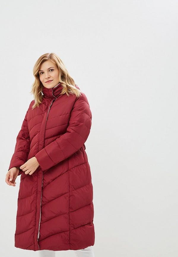 Купить Пуховик Vlasta, MP002XW1GULV, бордовый, Осень-зима 2018/2019