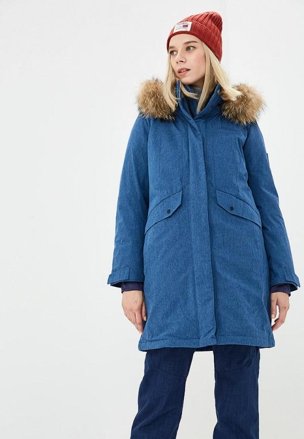 Купить Куртка горнолыжная Snow Headquarter, mp002xw1gumk, голубой, Осень-зима 2018/2019