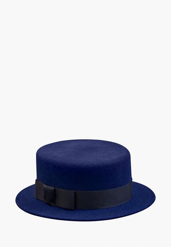 женская шляпа cardinal&margo, синяя