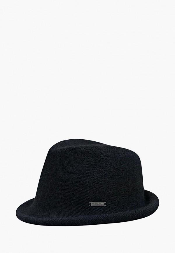 женская шляпа cardinal&margo, черная