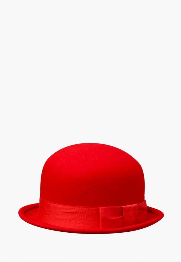 женская шляпа cardinal&margo, красная