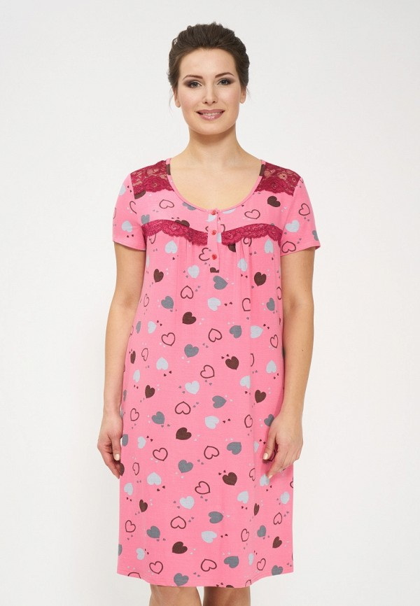Платье домашнее Cleo Cleo MP002XW1GVBK платье домашнее cleo cleo mp002xw1h0vg