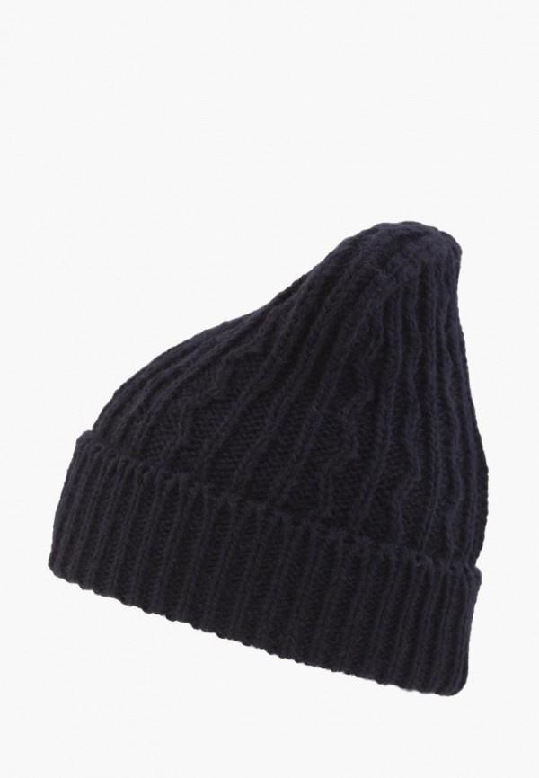 женская шапка fomas, синяя