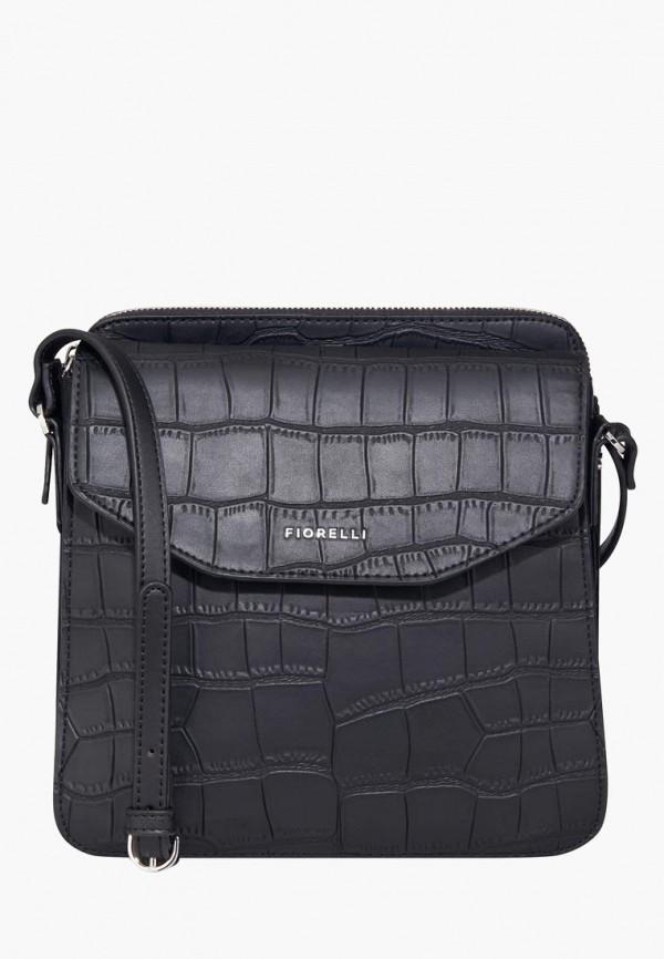 женская сумка fiorelli, черная