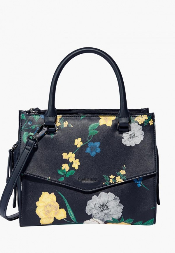 женская сумка fiorelli, синяя