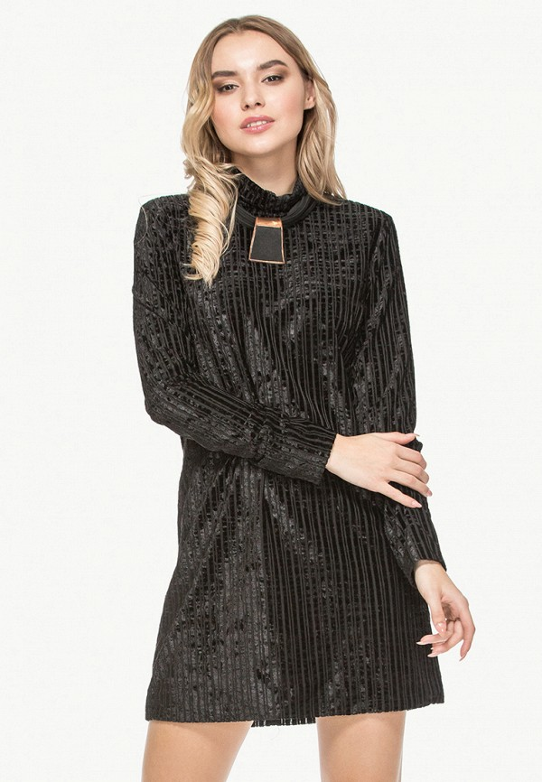 Купить Платье Cavo, mp002xw1gvmw, черный, Осень-зима 2018/2019