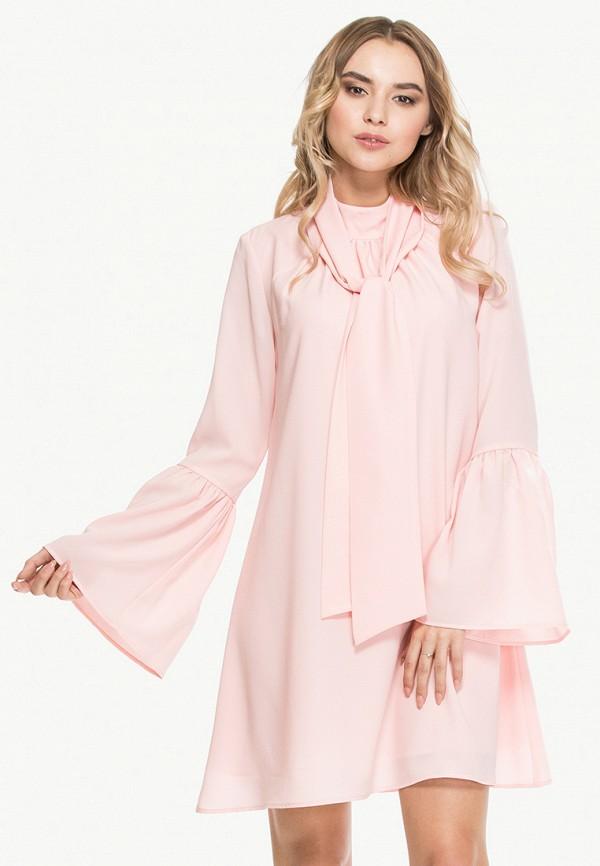 Купить Платье Cavo, mp002xw1gvmy, розовый, Осень-зима 2018/2019