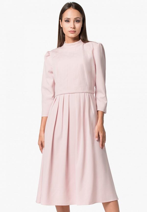 Купить Платье Cavo, mp002xw1gvn3, розовый, Осень-зима 2018/2019