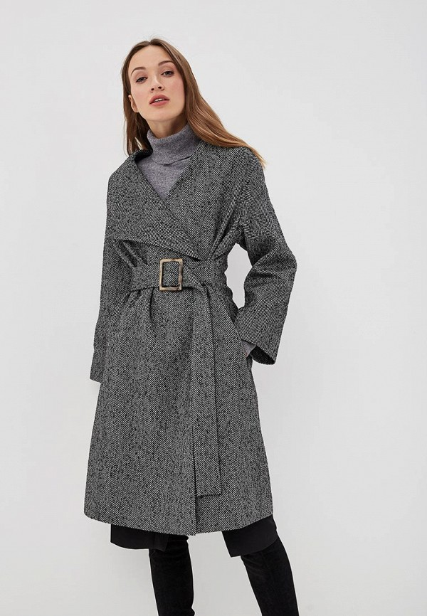 Купить Пальто Ruxara, mp002xw1gvnw, серый, Осень-зима 2018/2019