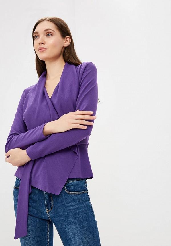 Купить Жакет Ruxara, mp002xw1gvp1, фиолетовый, Осень-зима 2018/2019