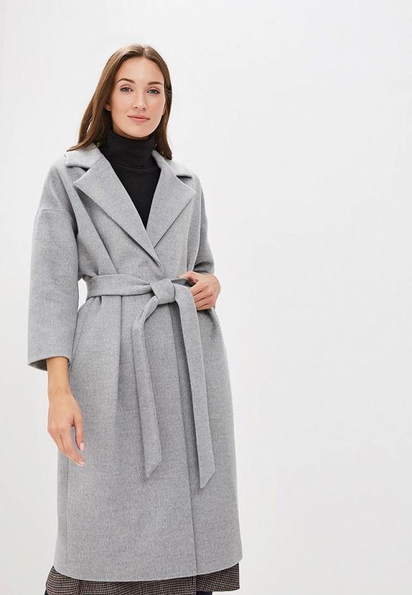 женское пальто ruxara, серое