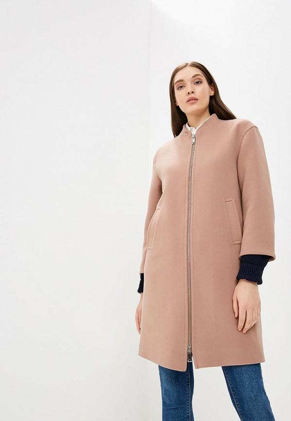 женское пальто ruxara, бежевое