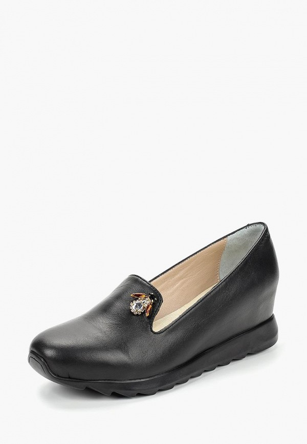женские туфли clovis, черные