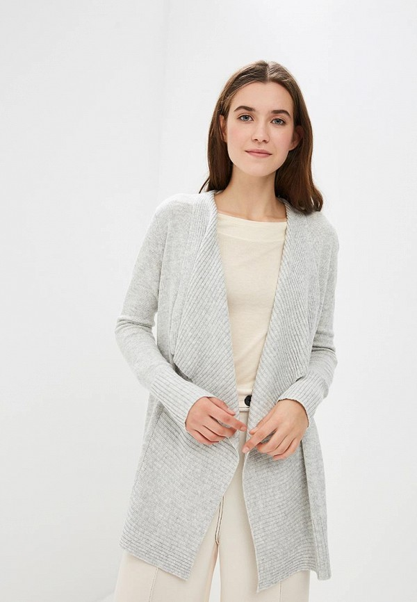 Купить Кардиган Incity, MP002XW1GVZ9, серый, Осень-зима 2018/2019