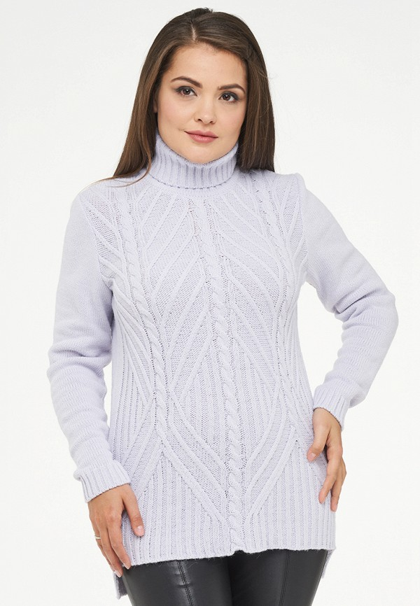 Купить Свитер Vay, mp002xw1gw2n, фиолетовый, Осень-зима 2018/2019