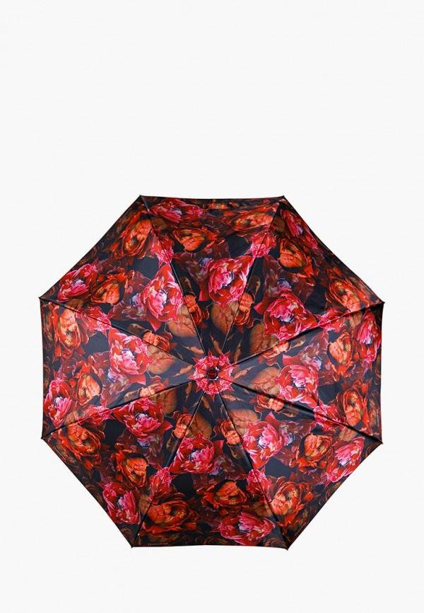 Купить Зонт складной Goroshek, mp002xw1gw5i, бордовый, Осень-зима 2018/2019