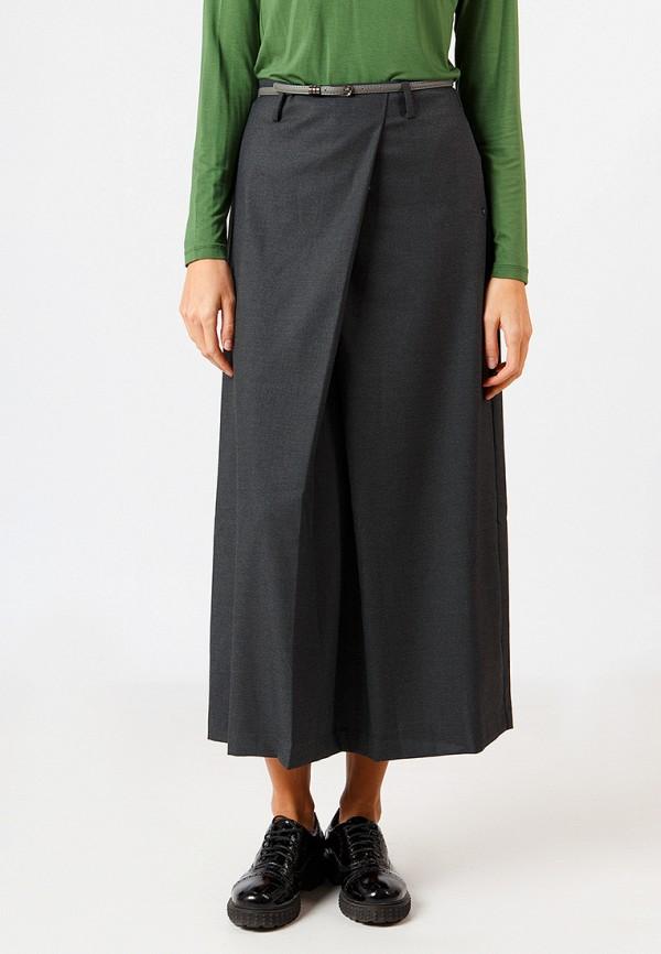 женская юбка finn flare, серая