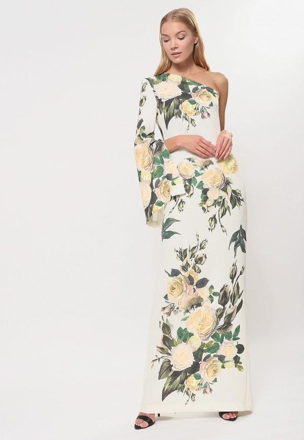 Купить Платье Tutto Bene, mp002xw1gw8e, желтый, Осень-зима 2018/2019