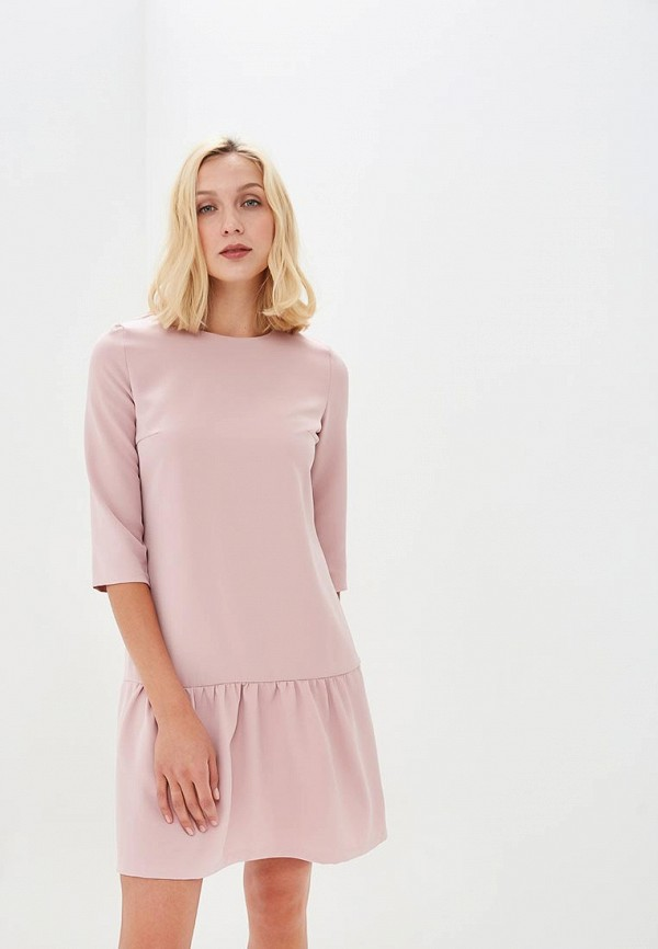 Купить Платье Froggi, mp002xw1gwbz, розовый, Осень-зима 2018/2019