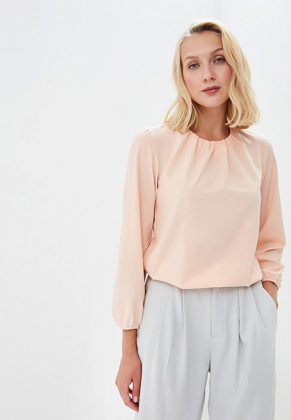 Купить Блуза Froggi, MP002XW1GWCD, оранжевый, Осень-зима 2018/2019