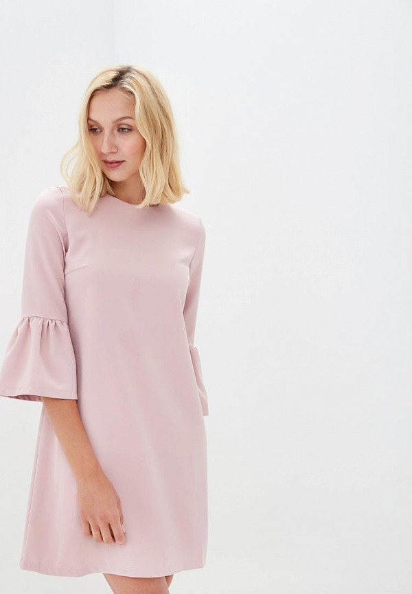 Купить Платье Froggi, mp002xw1gwcr, розовый, Осень-зима 2018/2019