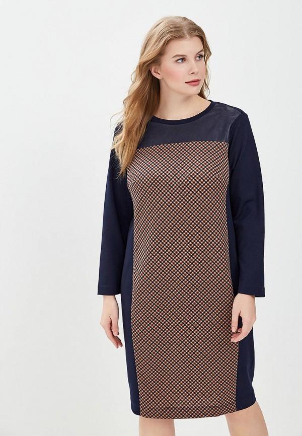 женское повседневные платье berkline, синее