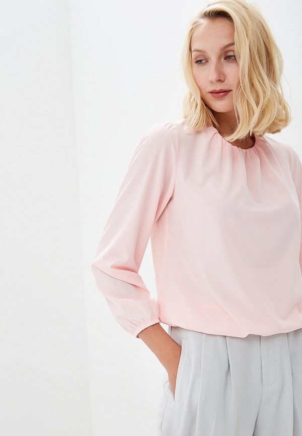 Купить Блуза Froggi, MP002XW1GWH2, розовый, Осень-зима 2018/2019