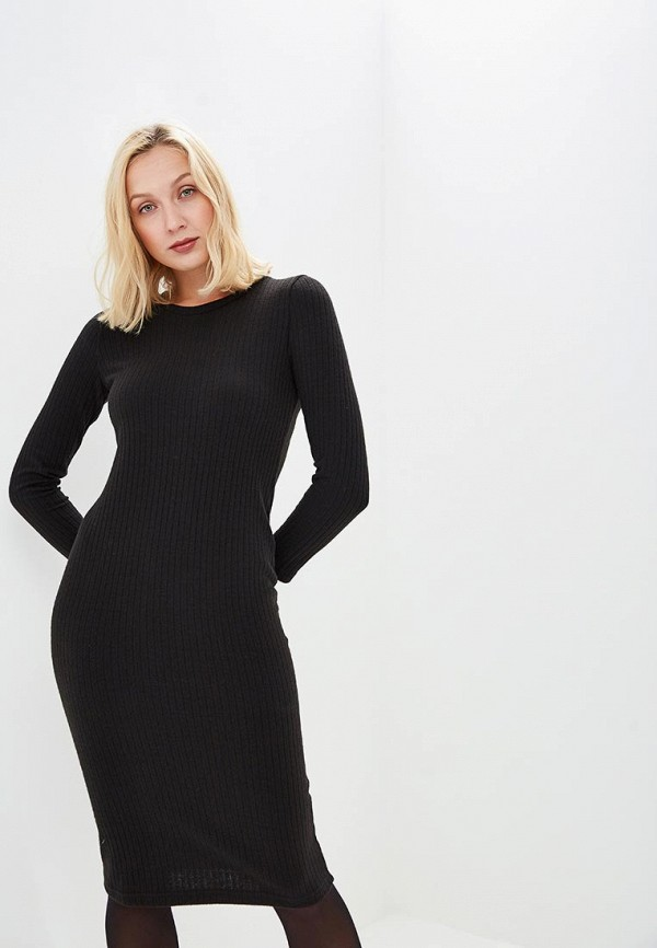 Купить Платье Froggi, mp002xw1gwi1, черный, Осень-зима 2018/2019