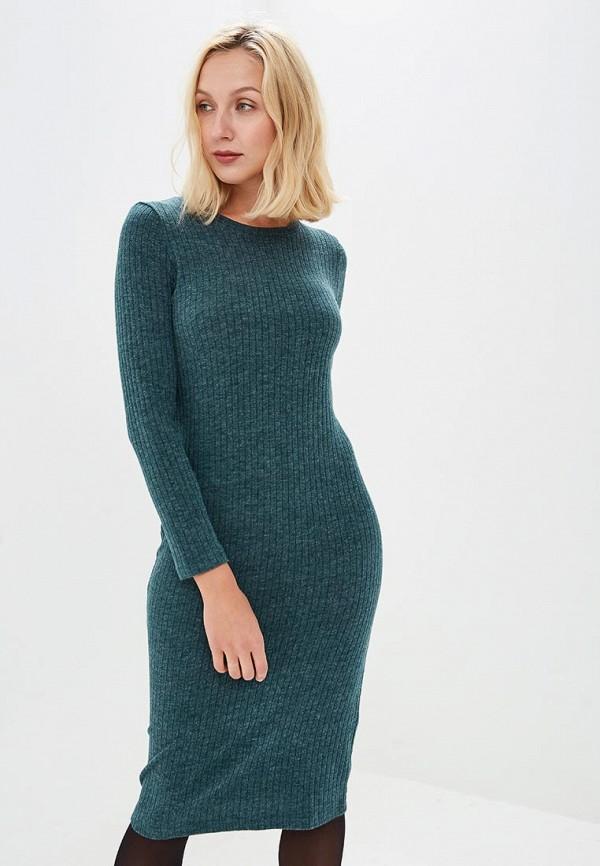 Купить Платье Froggi, mp002xw1gwim, зеленый, Осень-зима 2018/2019