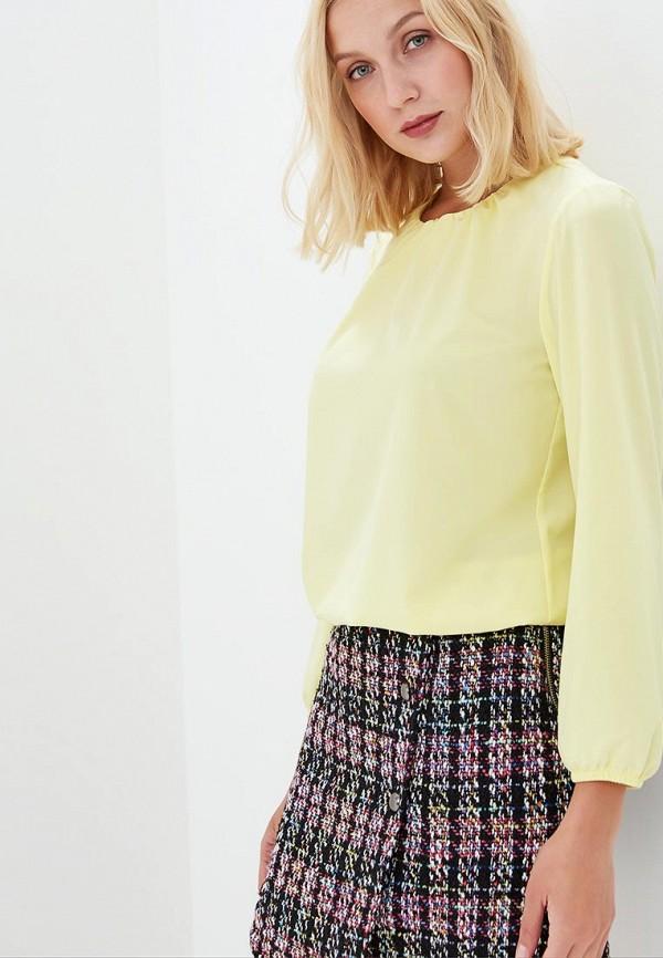 Купить Блуза Froggi, MP002XW1GWJD, желтый, Осень-зима 2018/2019