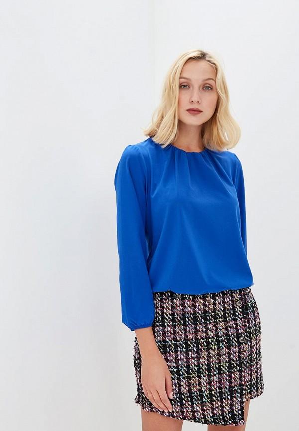 Купить Блуза Froggi, MP002XW1GWJH, синий, Осень-зима 2018/2019