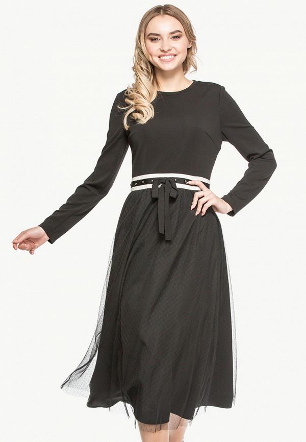 Купить Платье Cavo, mp002xw1gwkw, черный, Осень-зима 2018/2019