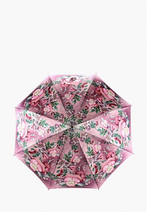 женский зонт goroshek, розовый