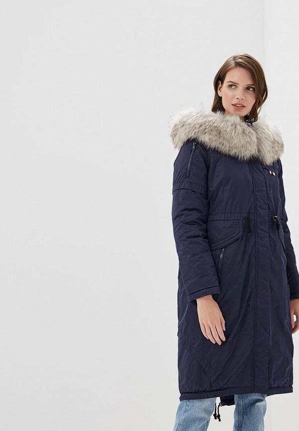 Купить Куртка утепленная Electrastyle, MP002XW1GXFO, синий, Осень-зима 2018/2019