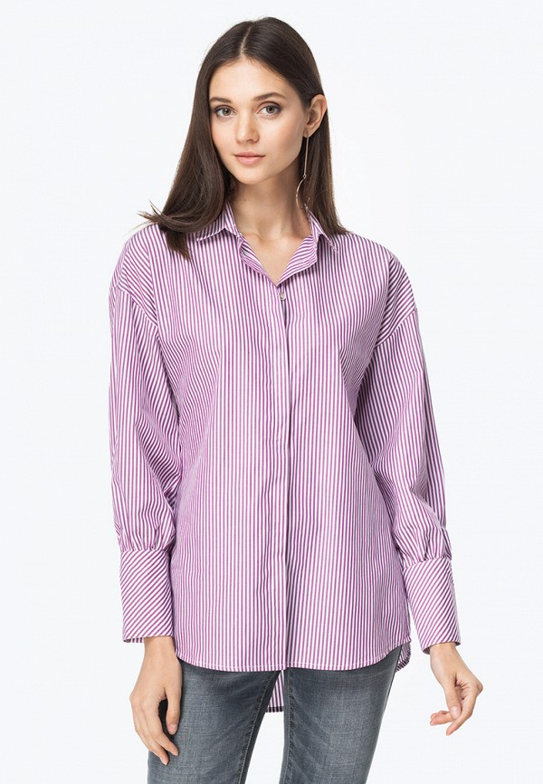 Рубашка Vilatte Vilatte MP002XW1GXH2 рубашка vilatte рубашка