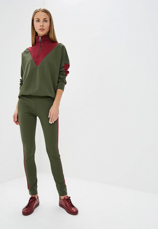 Костюм Ribbon Ribbon MP002XW1GXMF ribbon tie drop shoulder sweater
