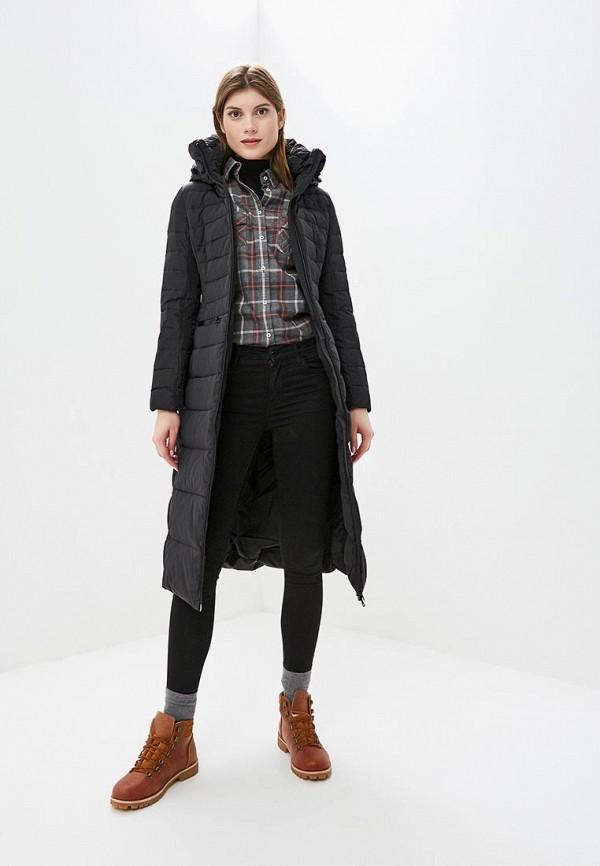 женский пуховик snowimage, черный