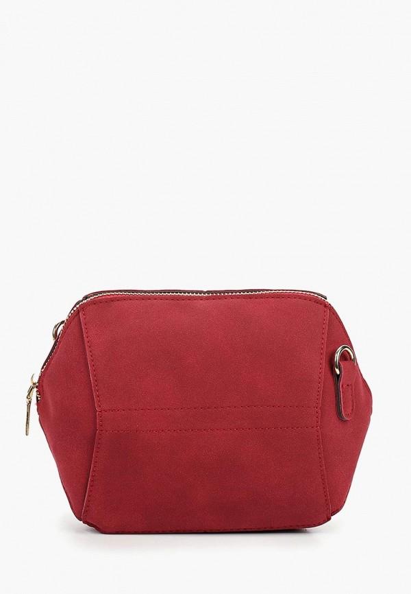 женская сумка bradex, красная