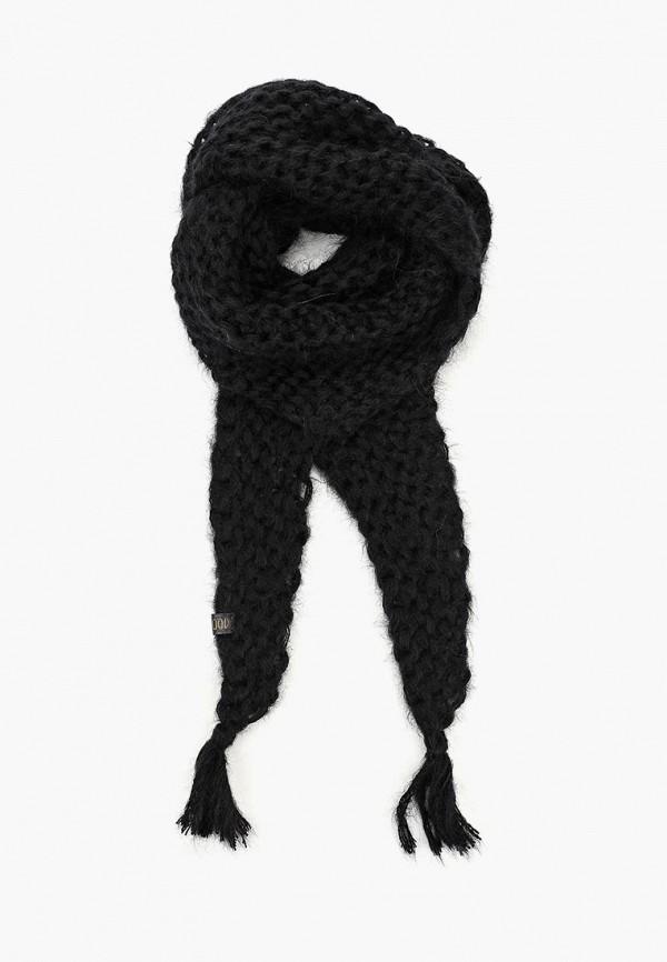 женский шарф oddwood, черный
