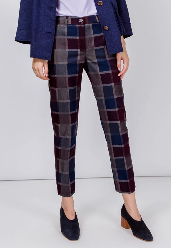 женские классические брюки мадам т, разноцветные