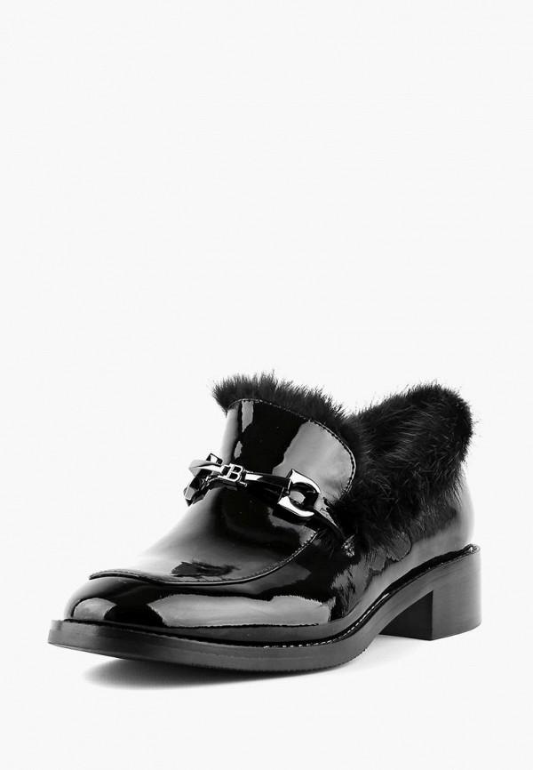 Купить Лоферы Sasha Fabiani, mp002xw1gy7w, черный, Осень-зима 2018/2019