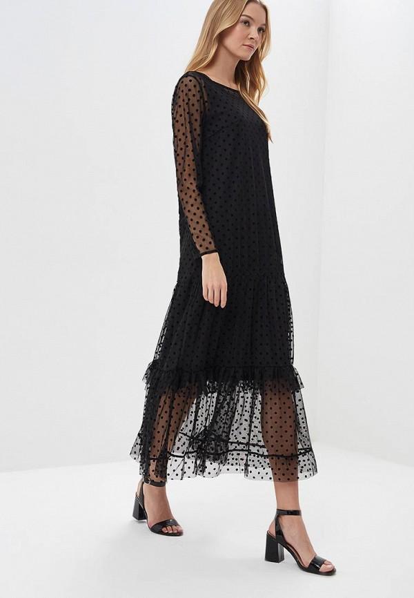 Платье Aelite Aelite  черный фото