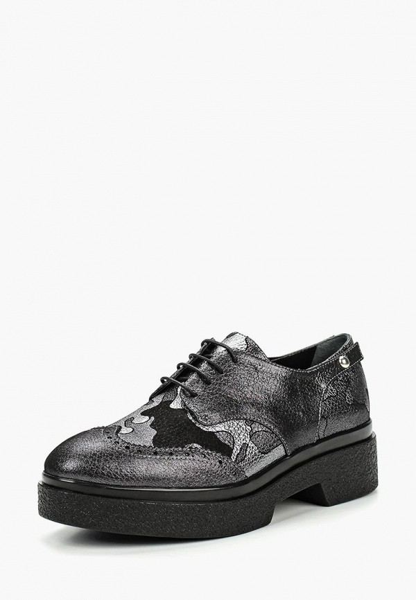 Купить Ботинки Hestrend, mp002xw1gybp, черный, Осень-зима 2018/2019