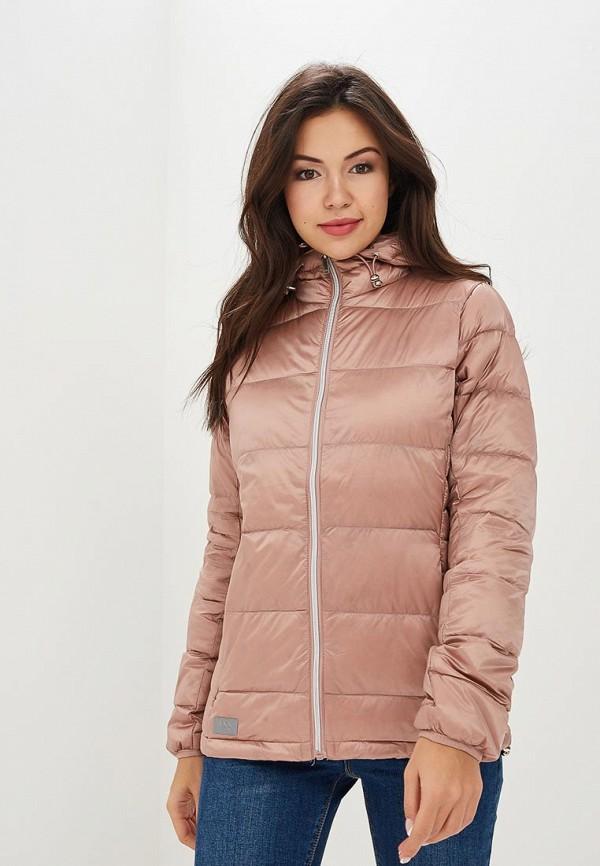 Купить Пуховик Trespass, пуховик, mp002xw1gyoz, розовый, Осень-зима 2018/2019