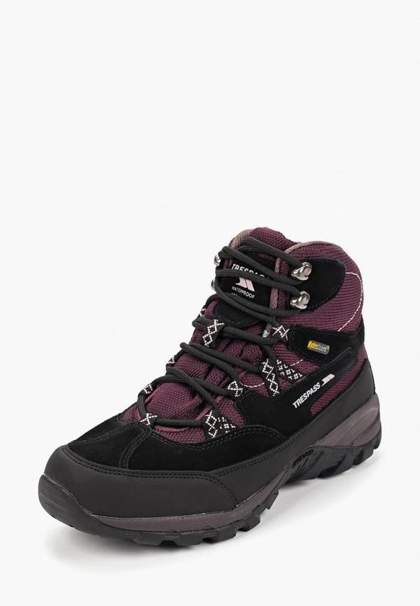Ботинки трекинговые Trespass Trespass MP002XW1GYPC boots trespass ботинки спортивные