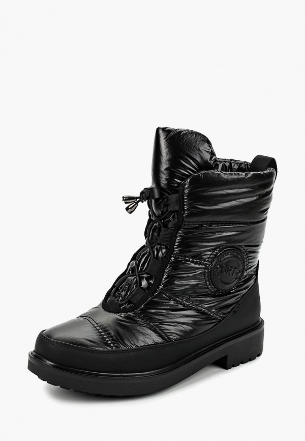 Купить Дутики Dino Ricci Trend, mp002xw1gypk, черный, Осень-зима 2018/2019