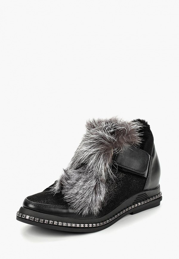 Купить Ботинки Dino Ricci Trend, mp002xw1gypp, черный, Осень-зима 2018/2019