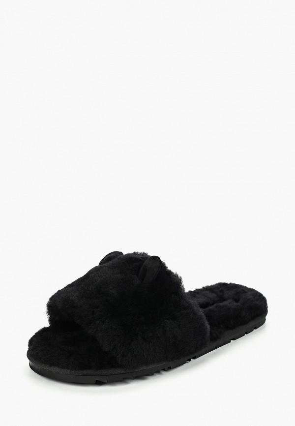 женские тапочки dino ricci, черные