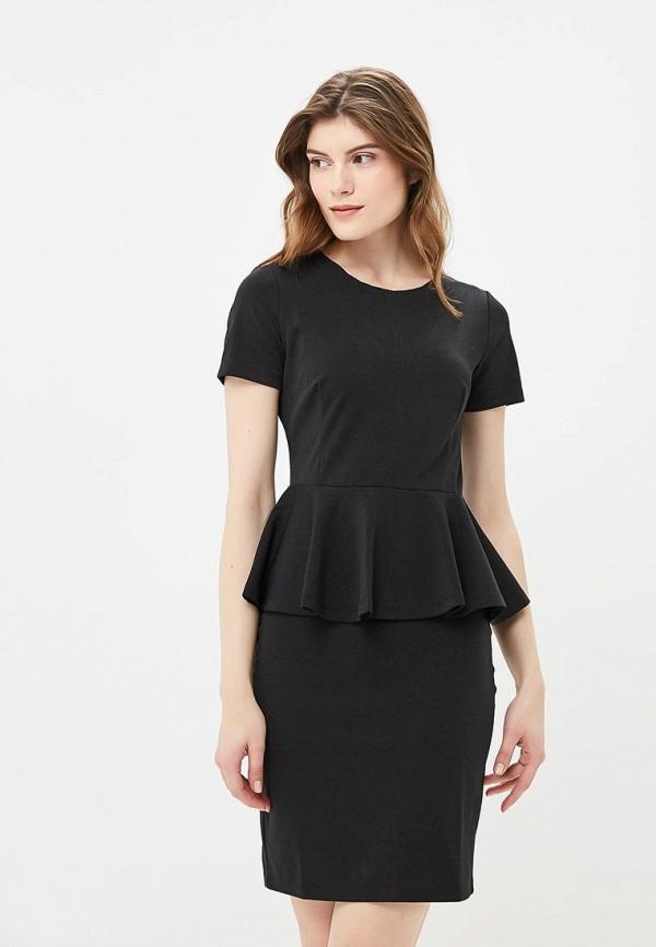 Купить Платье Incity, mp002xw1gyvg, черный, Осень-зима 2018/2019